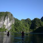 golden-bay-cruises-halong-kayak