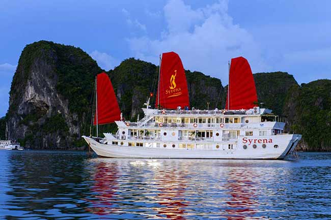 Cruise-syrena-halong-bay