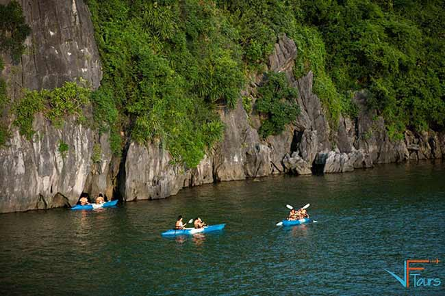 athena-Cruises-kayaking-viet-flame-tours