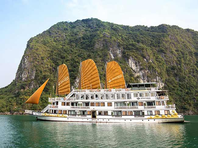 du-thuyen-ancora-cruises-overview