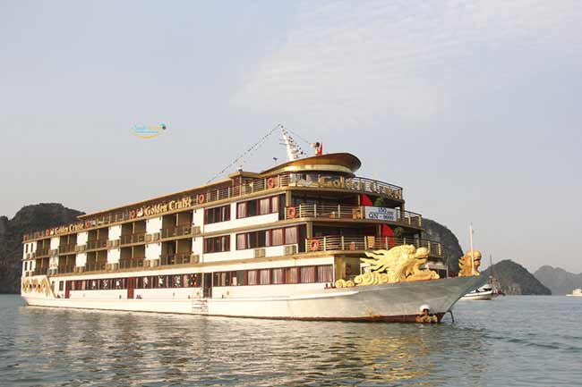 du thuyen golden cruise 9999