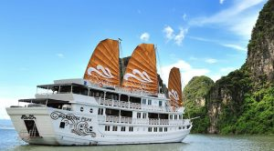 Review Tour 2N1Đ Du Thuyền Paradise Peak Cruises Halong