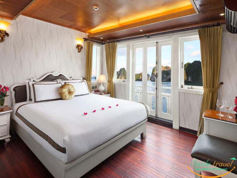 Du thuyền Bellezza Boutique Cruises