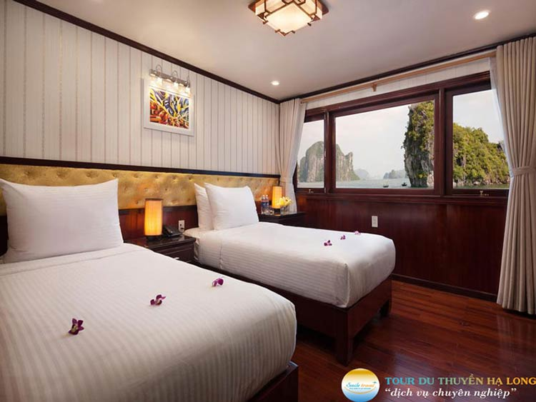 halong-silver-sea-cruise-twin-cabin