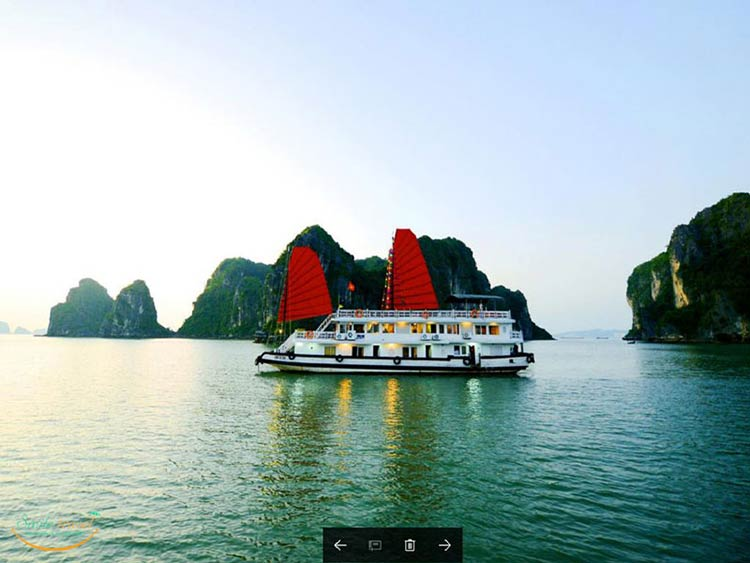 Du Thuyền Hạ long Imperial Classic Cruise