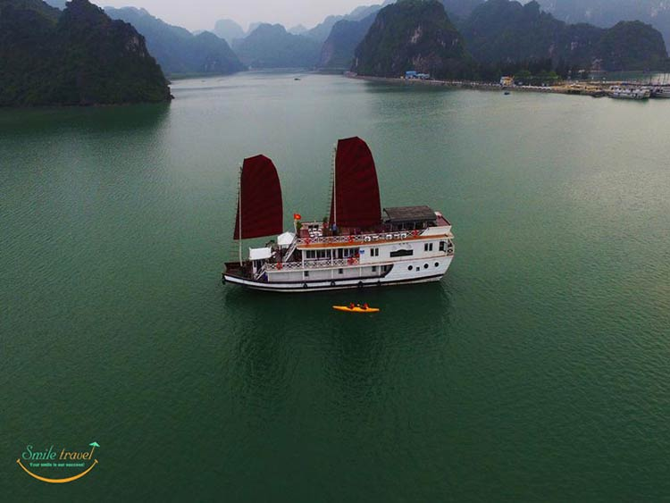 imperial-legend-cruise-halong-overview