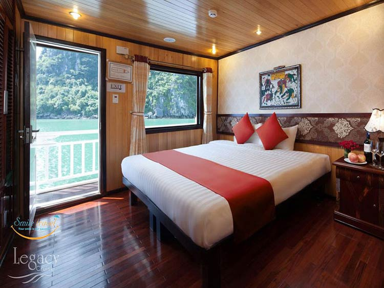 seaview-cabins-Halong-legacy-legend-cruises-smiletravel