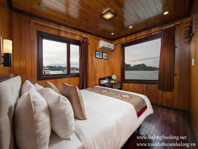 Majestic-Halong-Cruise-double