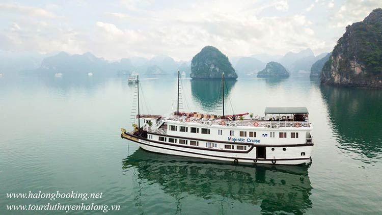 Majestic-Halong-Cruise