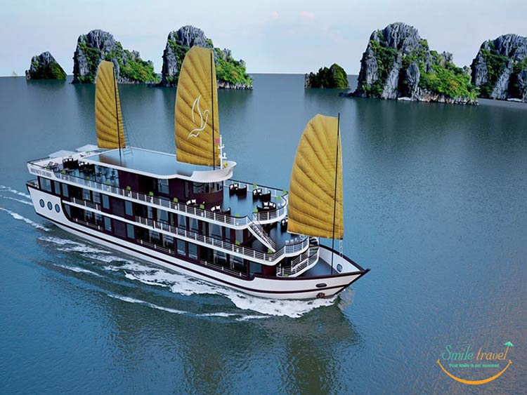 halong-serenity-cruises-overview