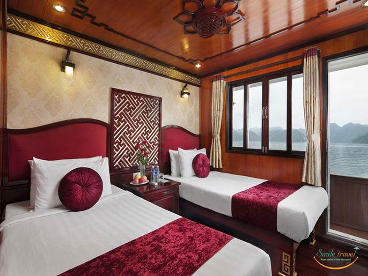 rose-cruise-halong-twin-cabin