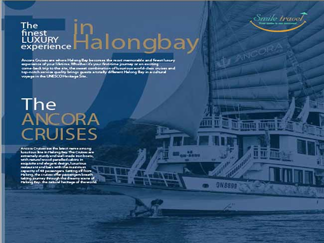 Ancora-Cruises-Halong-Bay-info
