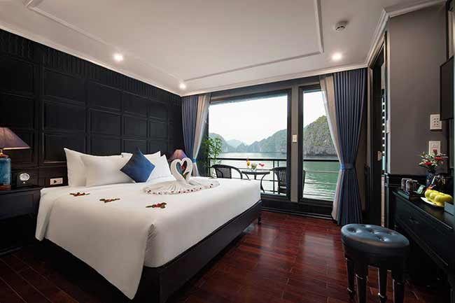 Hạng phòng Junior Balcony Suite