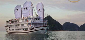 Tour Du thuyền 5* Signature Royal Cruise 3N2Đ