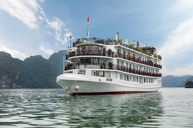 Thông tin tổng hợp về du thuyền Hạ Long Emotion Cruises 5 sao