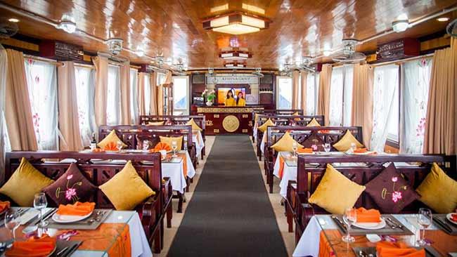 Du thuyền HALONG SEN DAY CRUISE 1 ngày