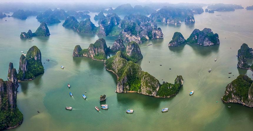 Những làng chài du lịch ở Vịnh Hạ Long – Quảng Ninh