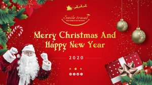SMILE TRAVEL – MERRY CHRISTMAS & HAPPY NEW YEAR