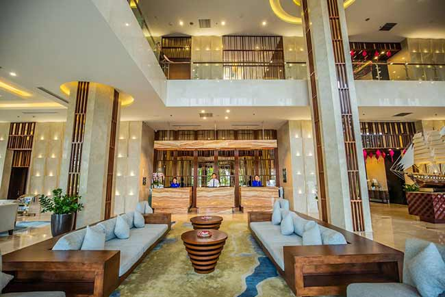 Central Luxury Hạ Long Hotel14
