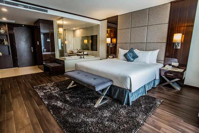 Central Luxury Hạ Long Hotel3