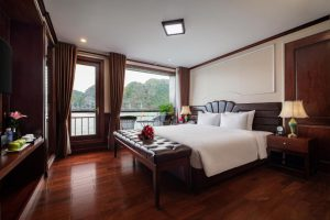 Hạng Phòng Junior Suite with Balcony