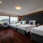 Lapandora-cruise-Family Suite Balcony (1 double 2 single bed) 1