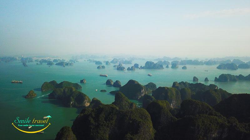Miễn phí tham quan vịnh Hạ Long