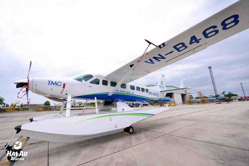 Máy bay Cessna Caravan C208B-EX