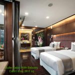 Orchid-cruises-halong-bay-smiletravel-twin-suite-double